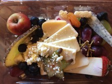 Fruit & Cheese Plate Image