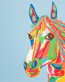 Max the Pop Art Pony